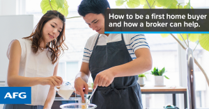 How to be a first home buyer